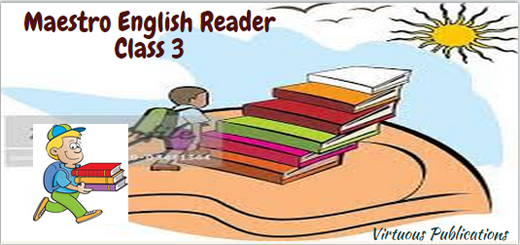 English Reader Class 3 Maestro English Reader Class 3