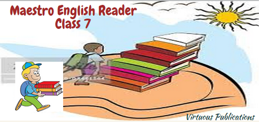 English Reader Class 7 Maestro English Reader Class 7